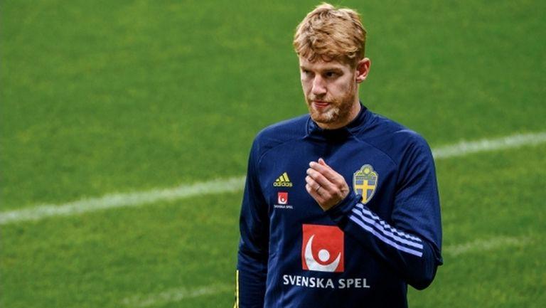 Защитник на Рейнджърс напусна лагера на Швеция