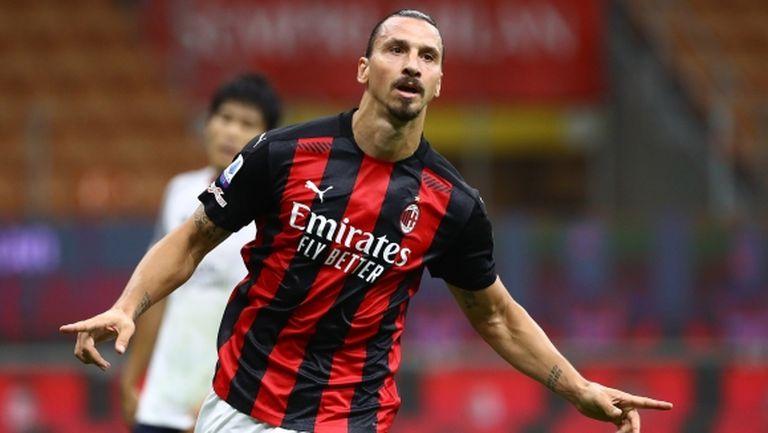 Милан се надява основни играчи да са готови за дербито
