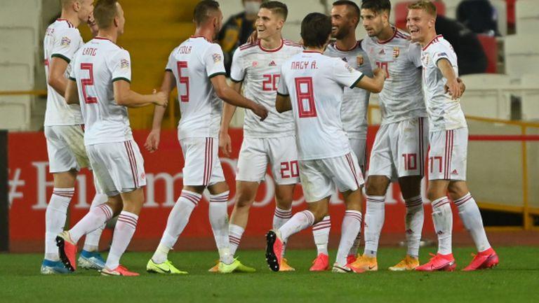Унгария с четирима от Бундеслигата, но без един важен играч