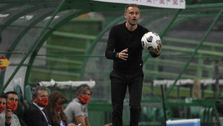 Луис Енрике: Престъпление е, че мачът завърши 0:0