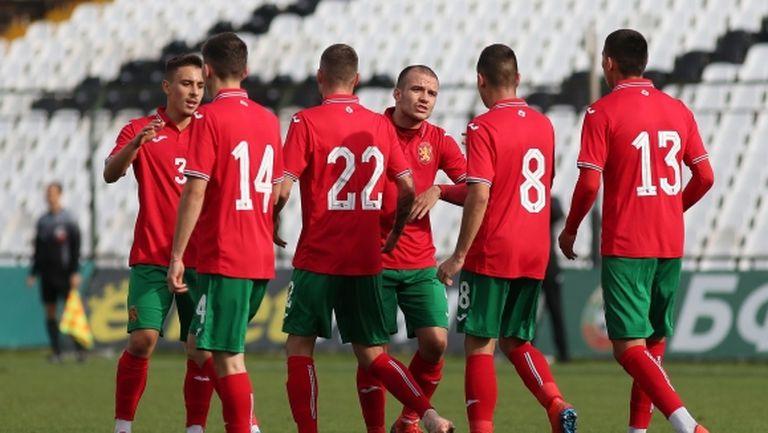 България - Латвия пред празни трибуни