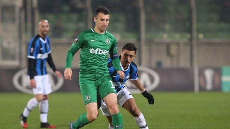 Лудогорец не включи Дяков и още трима за Лига Европа, Десподов на линия