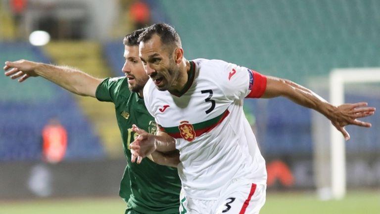 Петър Занев: Момчета, нека цяла България е горда с вас