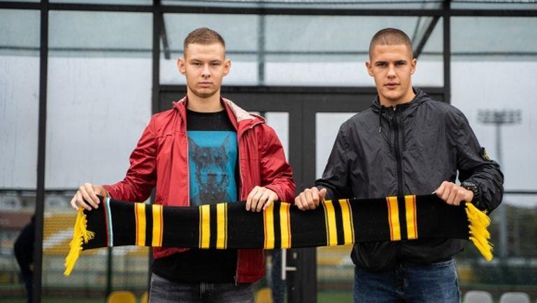 Ботев (Пловдив) подписа с двама нападатели