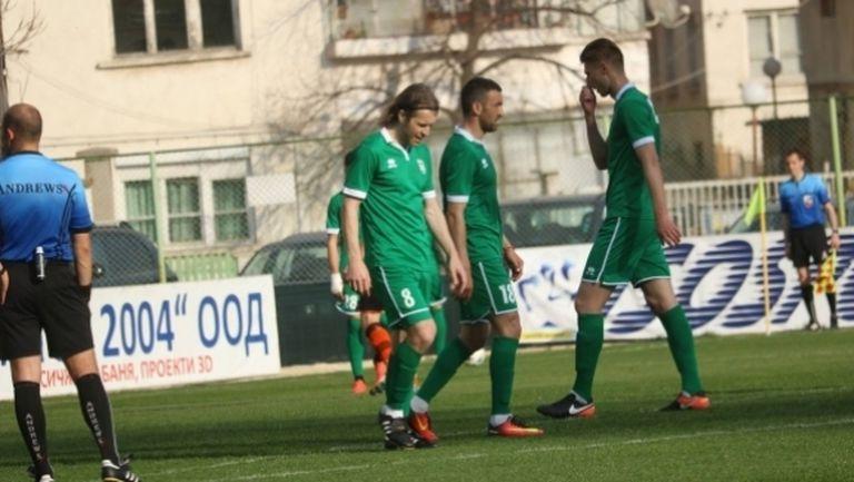 Скаут на Лудогорец блести с четири гола за Пирин (Благоевград)
