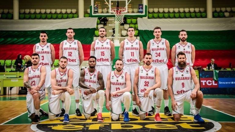 """Пътят на България към ЕвроБаскет 2022 ще мине през """"балон"""" в Сараево"""