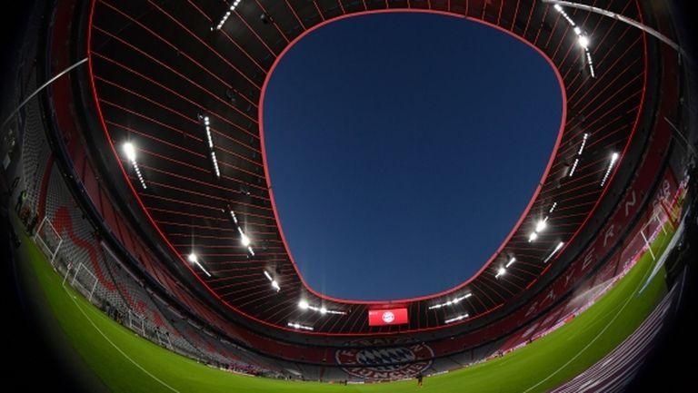 Без футболни фенове на стадионите в Мюнхен поне до 25 октомври