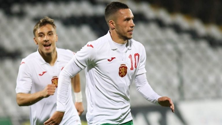 България направи още една крачка към Евро 21 (видео+галерия)