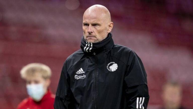 Копенхаген се раздели с треньора си Стале Солбакен