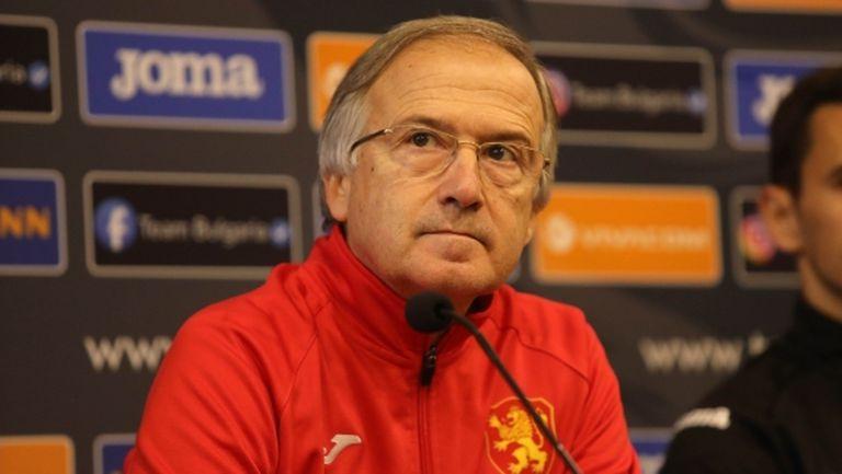 Георги Дерменджиев: Има разочарование в националния отбор (видео)