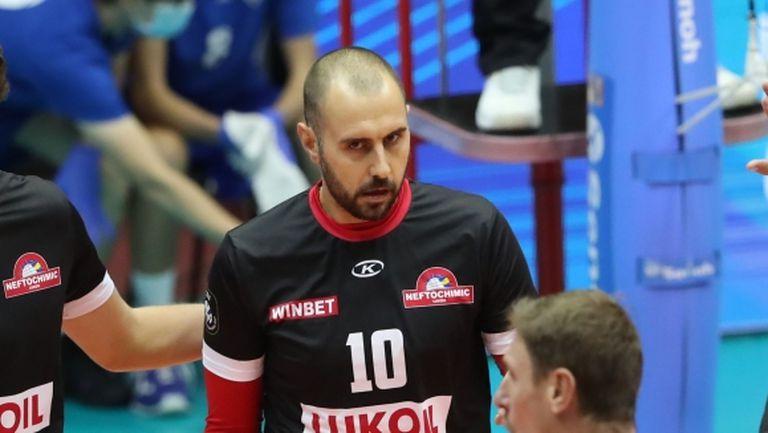 Валентин Братоев: Бургас е мой дом! Тази награда, за играч на мача, е нещо невероятно (видео)