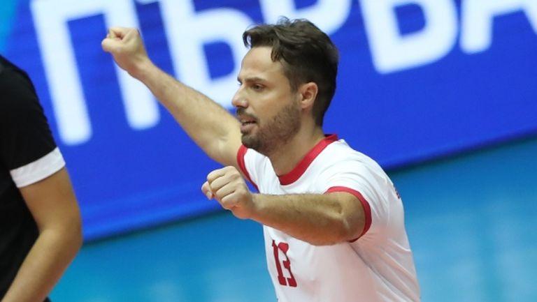Теодор Салпаров:  Най-важното е, че не се контузих, защото съм на 2 тренировки след 7 месеца пауза