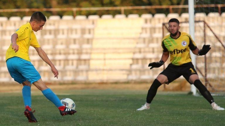 Шумен вкара 7 гола в Трета лига