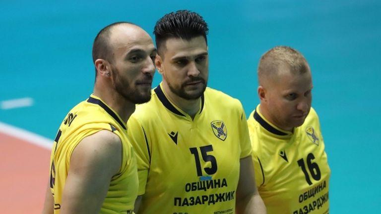 Тодор Алексиев: Имахме своите шансове в първия и втория гейм, но ги пропиляхме (видео)