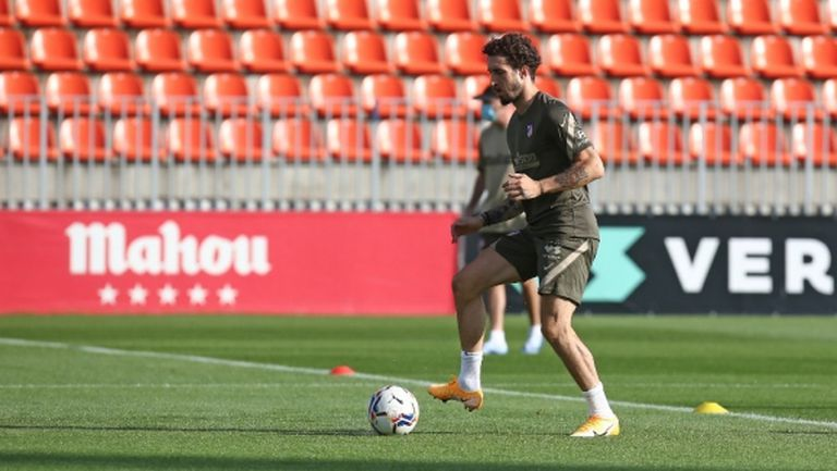 Защитник на Атлетико претърпя трета операция на коляното