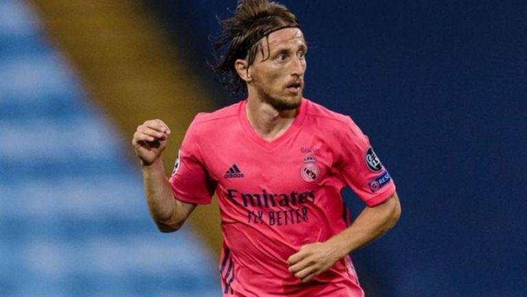 Модрич: Докато съм важен за Реал, ще се надявам да остана