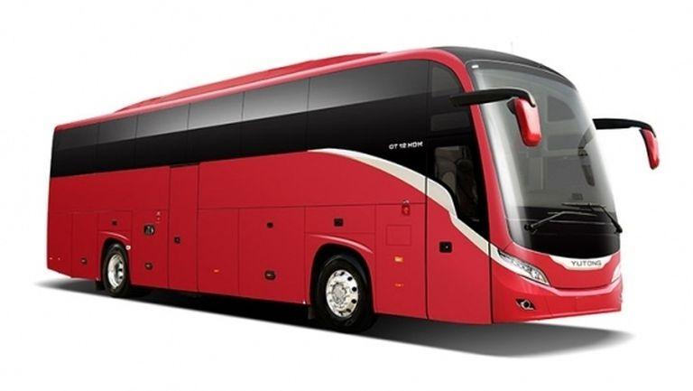 """Новият автобус ще вози """"червените"""" за мача с ЧФР"""