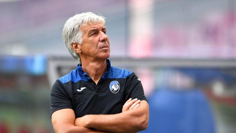 """Треньорът на Аталанта: Наричаха стила ми """"ерес"""", но сега Интер, Рома, Ювентус и Лацио играят като нас"""