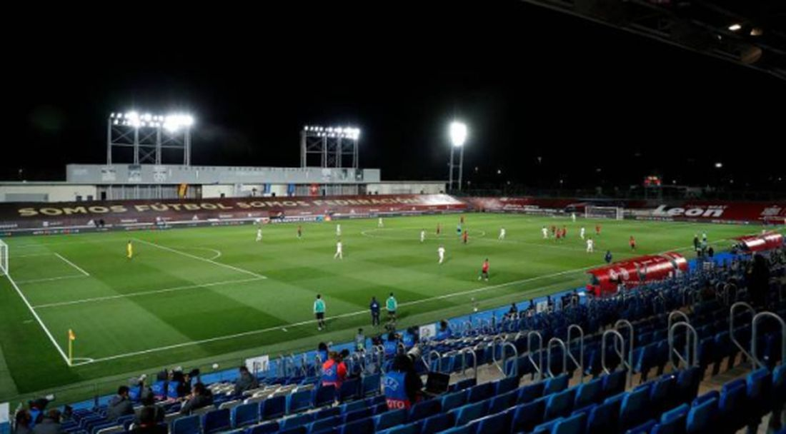 "Стадион ""Ди Стефано"" е новата крепост"