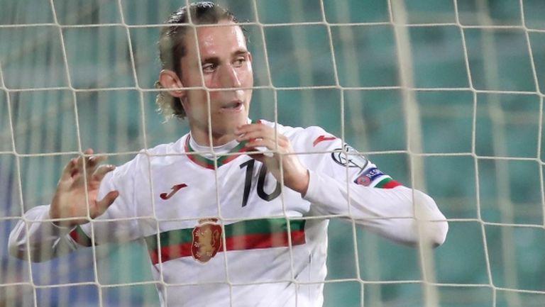 Краев: Търсим победата срещу Уелс