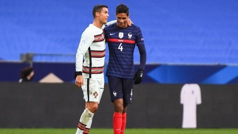 Дешан: Не видяхме много от Роналдо