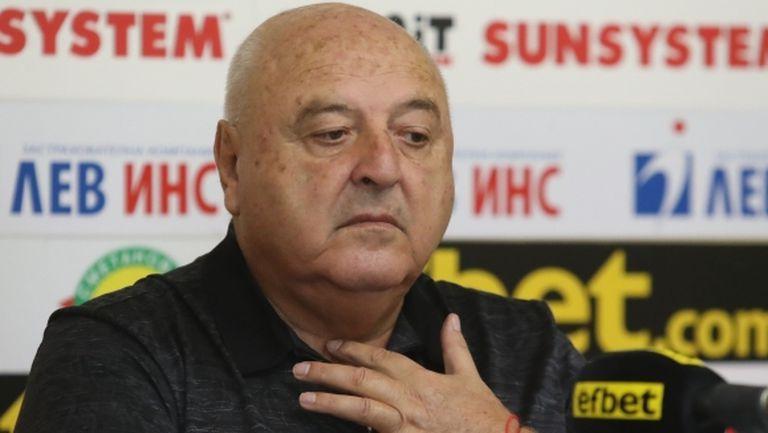 Стефанов поиска кюретаж за националите и тояга за Краев, каза кои трима трябва да играят (видео)