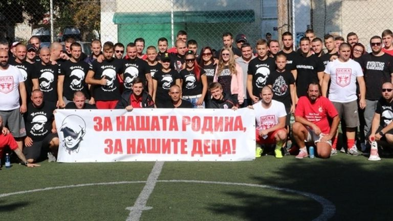 Фенове на ЦСКА събраха над 8000 лв. за благотворителна кауза, обявиха търг за фланелка на Антов
