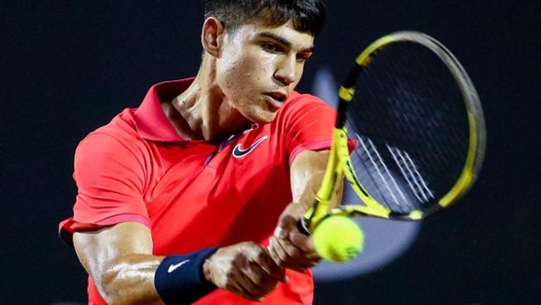 Това ли ще е следващата звезда на испанския тенис?