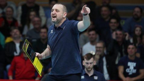 Иван Петков поема украинския шампион