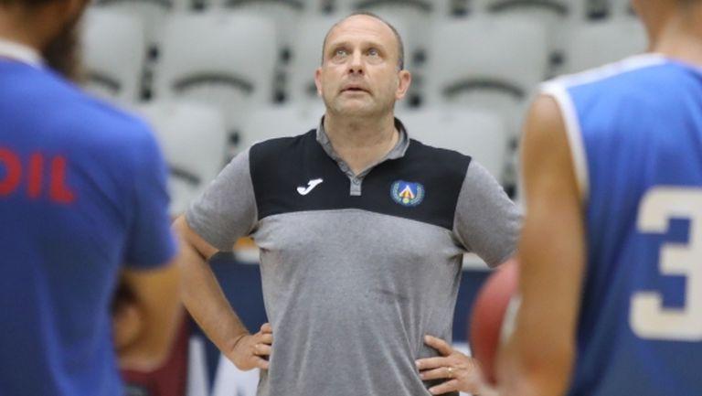 Тити Папазов: Излязохме със самочувствие срещу съперник, който трудно ще бъде побеждаван