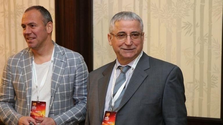 Порточанов: Няма да търпя лобистки интереси в БФС