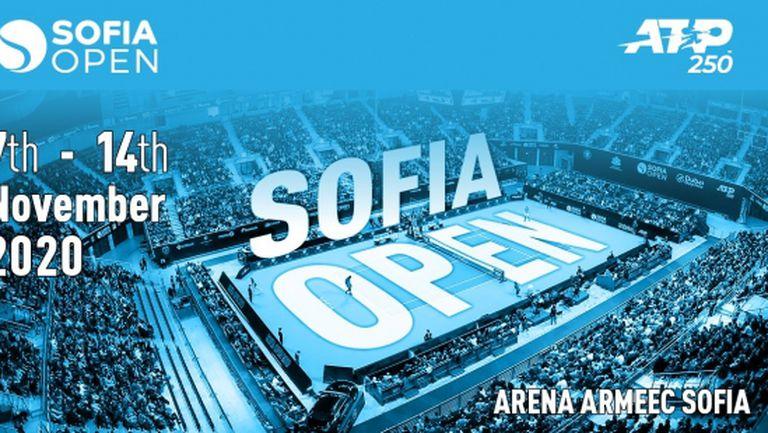 """Впечатляващо! Финалисти от """"Големия шлем"""" и куп звезди на световния тенис идват за най-силния Sofia Open!"""