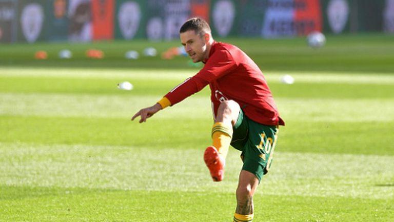 Уелс без една от големите си звезди срещу България