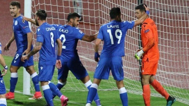 Нулево равенство между Азербайджан и Кипър