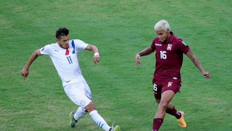 Парагвай с първа победа в световните квалификации