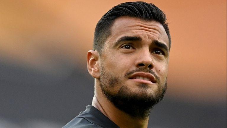 Манчестър Юнайтед отказал да пусне Ромеро под наем в Евертън