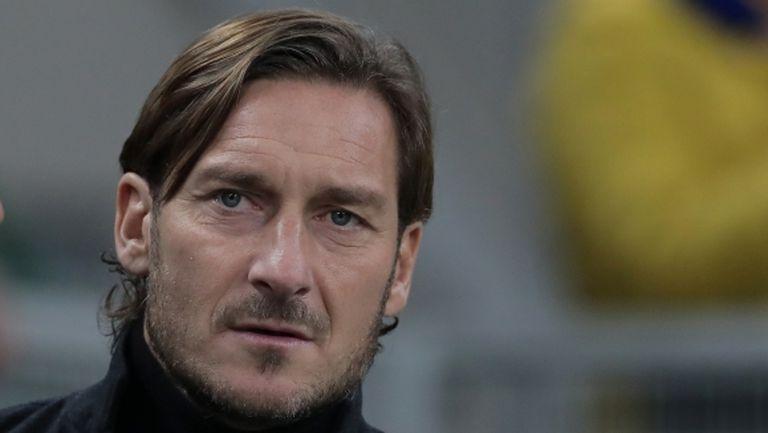 Тоти: Никога не съм искал от Рома друго освен да побеждаваме