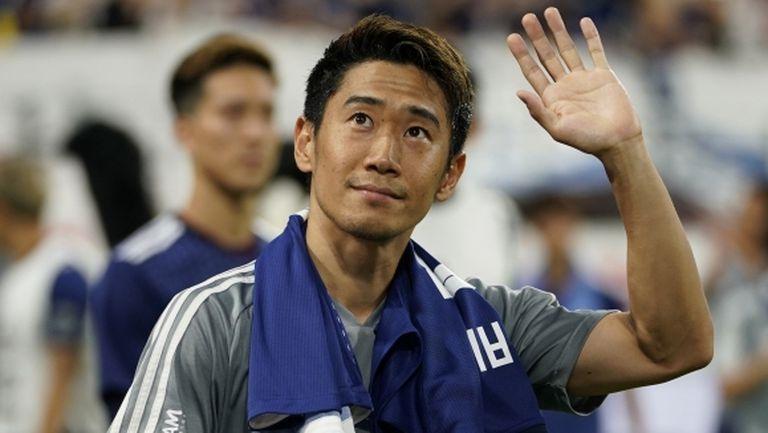 Шинджи Кагава може да продължи кариерата си в Италия