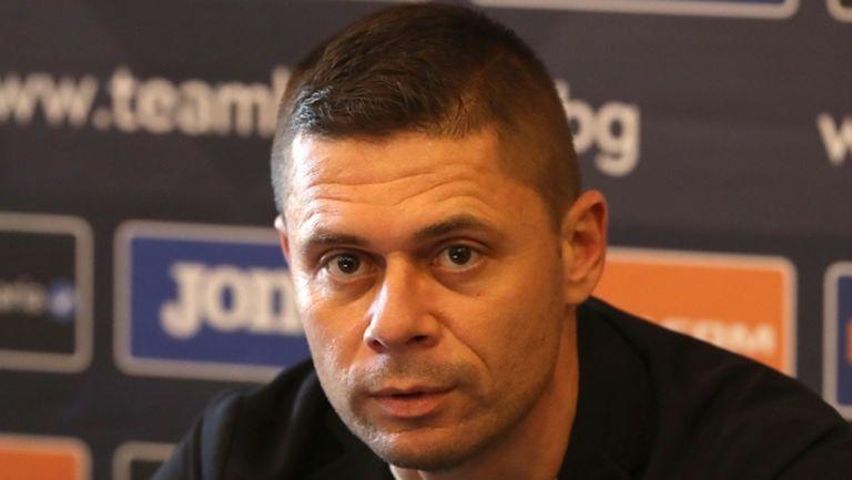 Димитров готов да поеме първия тим на България, не желае подмяна на играчи и разясни за Антов (видео)