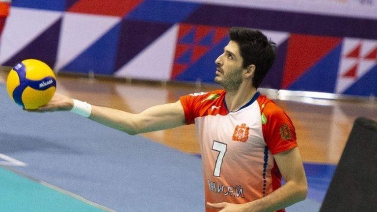 Тодор Скримов в Идеалния отбор и на 4-ия кръг в Русия