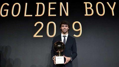 Ето финалния списък от таланти, които ще се борят за Golden Boy 2020