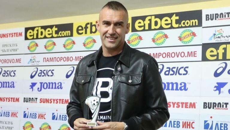 Камбуров: Дори да мина рекорда, няма да се откажа на следващия ден