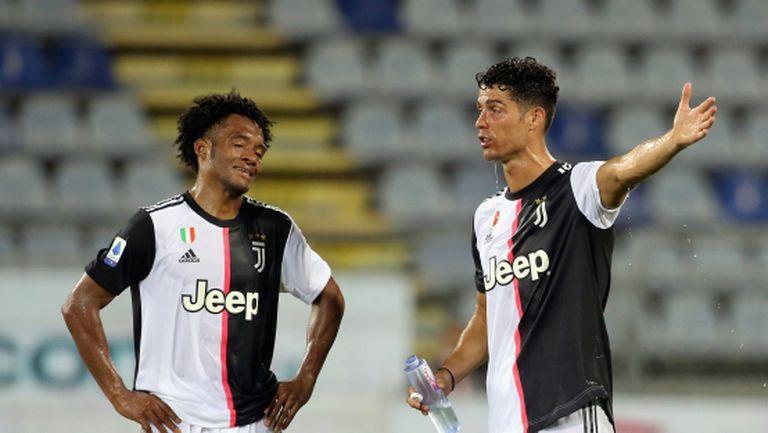 Готвят наказание за Роналдо от две места