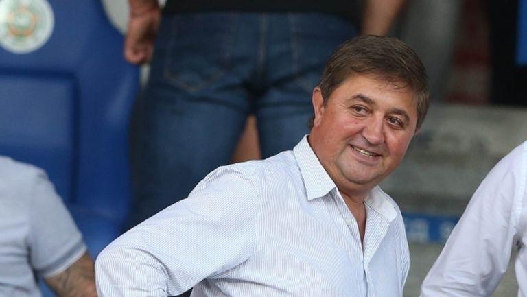 Пловдивският бизнес подпомогна Ботев с над 100 000 лева