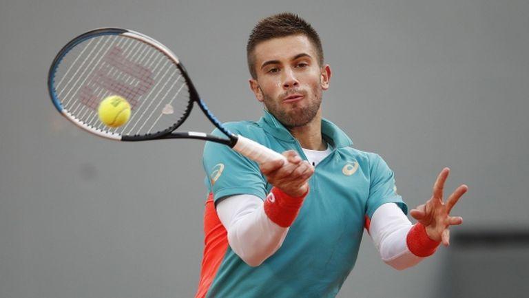 Чорич и Раонич достигнаха полуфиналите в Санкт Петербург