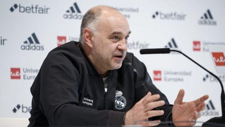 Ласо посочи причината за загубата на Реал