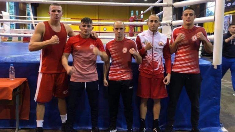 БК ЦСКА спечели отборната титла на държавното лично и отборно първенство по бокс