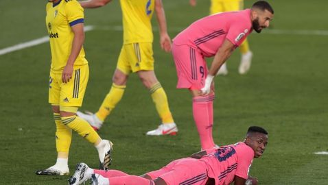 Новак сгъна Реал в Мадрид (видео + галерия)