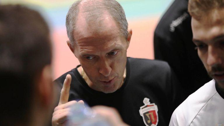 Владимир Орлов: Целта ни е да влезем в първата осмица и там вече да играем мач за мач (видео)