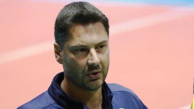 Атанас Петров: Това не е нашата игра и не сме в оптимална форма (видео)